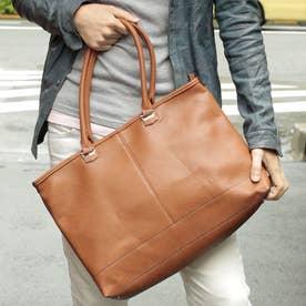 オティアス Otias 2WAYアンティークレザータイプ合皮トートバッグ/取り外し可能なバッグインバッグ付き(CM)
