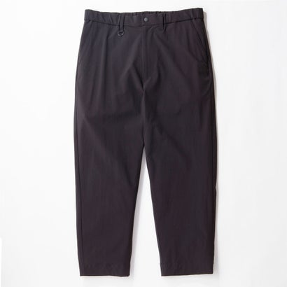 MNT 4WAY Stretch Wide Pants /BLACK