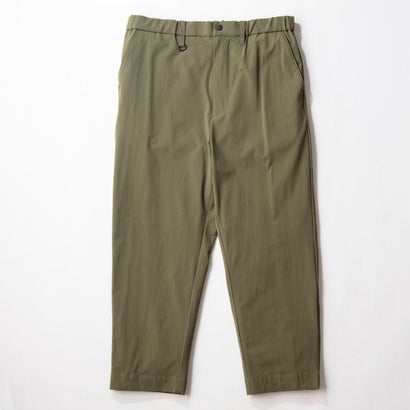 MNT 4WAY Stretch Wide Pants /KHAKI