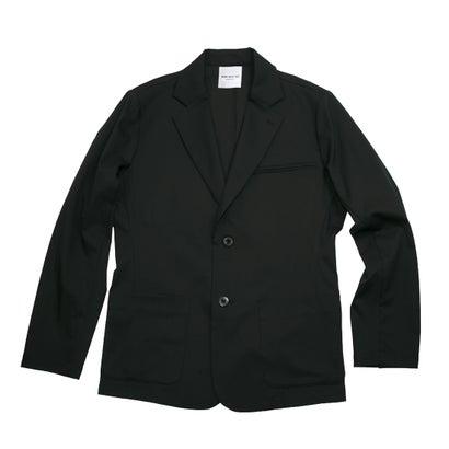 ワークウェアスーツ WORK WEAR SUIT ストレッチジャケット (ブラック)