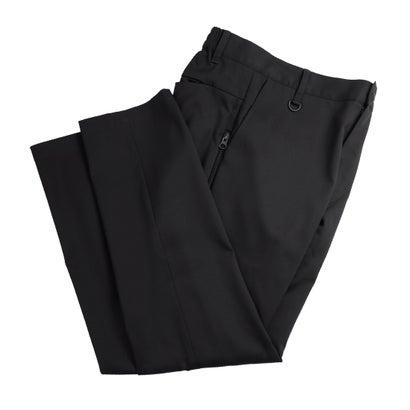 ワークウェアスーツ WORK WEAR SUIT ストレートパンツ (ブラック)