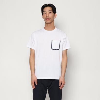 シームテープポケットTシャツ(ネイビー)YZO by WORK WEAR SUIT