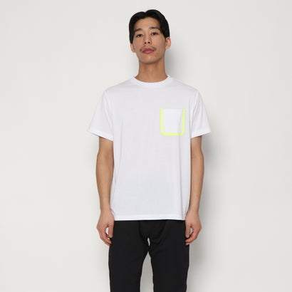 シームテープポケットTシャツ(イエロー)YZO by WORK WEAR SUIT