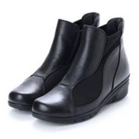 オーパ Au Pas ショートブーツ (ブラック)