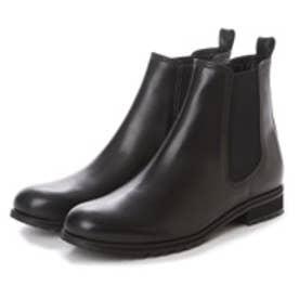 イング ing サイドゴアショートブーツ ING2296 (ブラック)