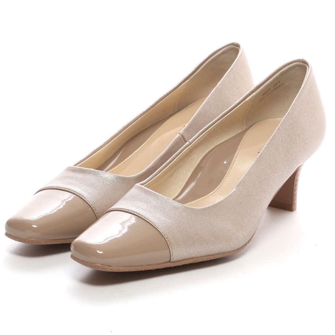 ピッティ Pitti レインパンプスPDR855(オークコンビ) ,靴とファッションの通販サイト ロコンド