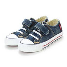 リーバイス Levi's ORIGINAL RED TAB LOW ブルー (BLUE)