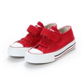 リーバイス Levi's TRUCKER BABY LOW レッド (RED)