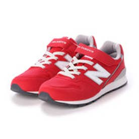 ニューバランス new balance NB YV996 CRD RED 17.0cm (RED)
