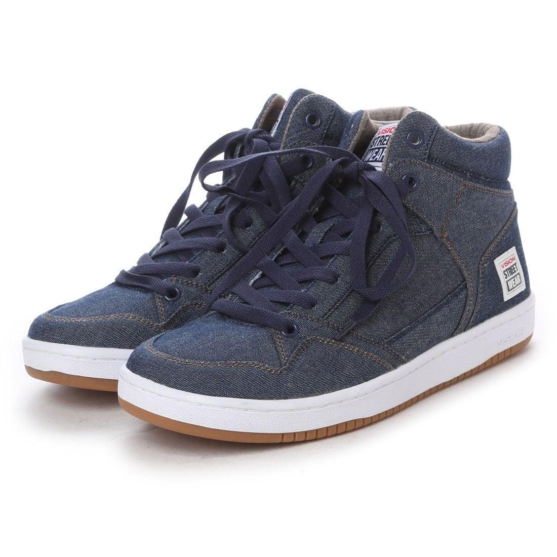 ビジョン ストリート ウェア VISION STREET WEAR メイウッドHI (インディゴ) ,靴とファッションの通販サイト ロコンド