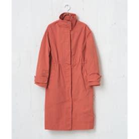 ICB 【数量限定】Product Dye Custom ロングコート (ローズ系)