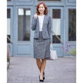 ICB 【00~8サイズ展開】【セットアップ】Clast Tweed スカート (ネイビー系9)