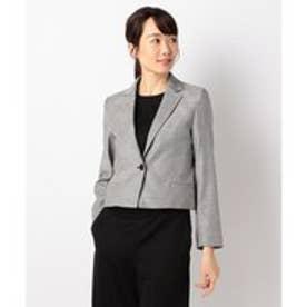 ICB 【ICB NY】Jacquard Suiting ジャケット (グレー系7)