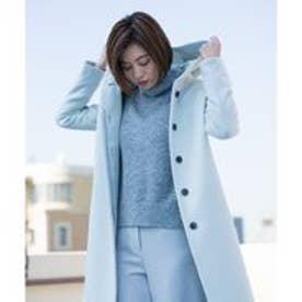 ICB L 【40.48サイズ有り】Lumi フーデット コート (ライトグレー系)