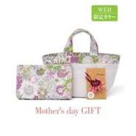 自由区 【マガジン掲載】Mother's Day リバティ 3点セット(検索番号H57) (マルチヒマワリ)