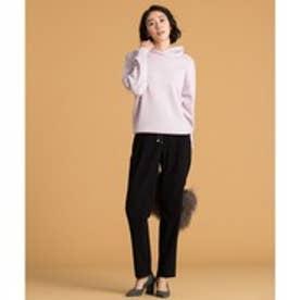 自由区 【洗える】DRAWSTRING PANTS パンツ (ブラック系)