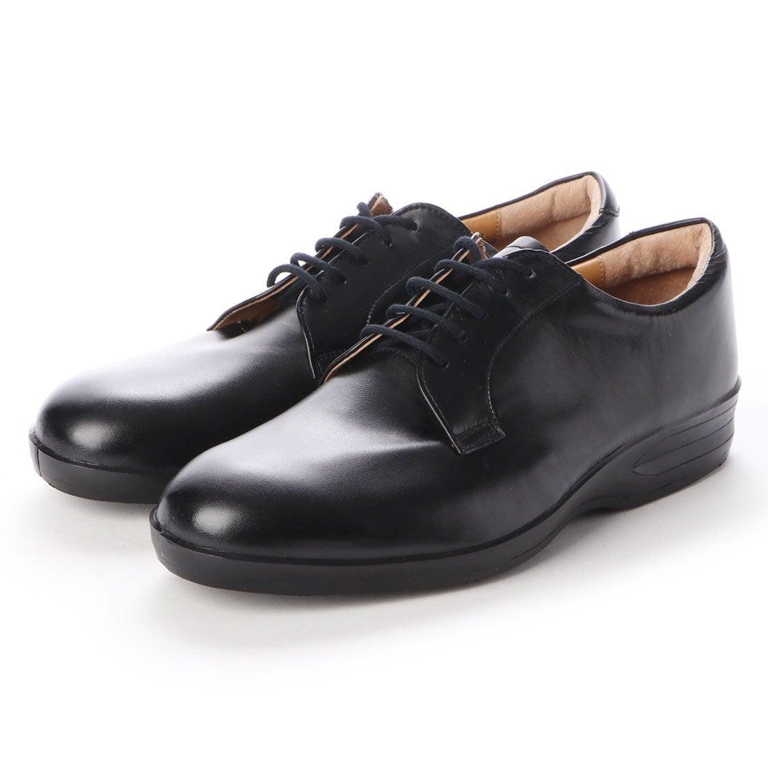 【大塚製靴 外羽根プレーントゥ OT-2013の画像コメント1】シュッとスマートなシルエットが多い大塚製靴には珍しい、ぽて顔の革靴です。