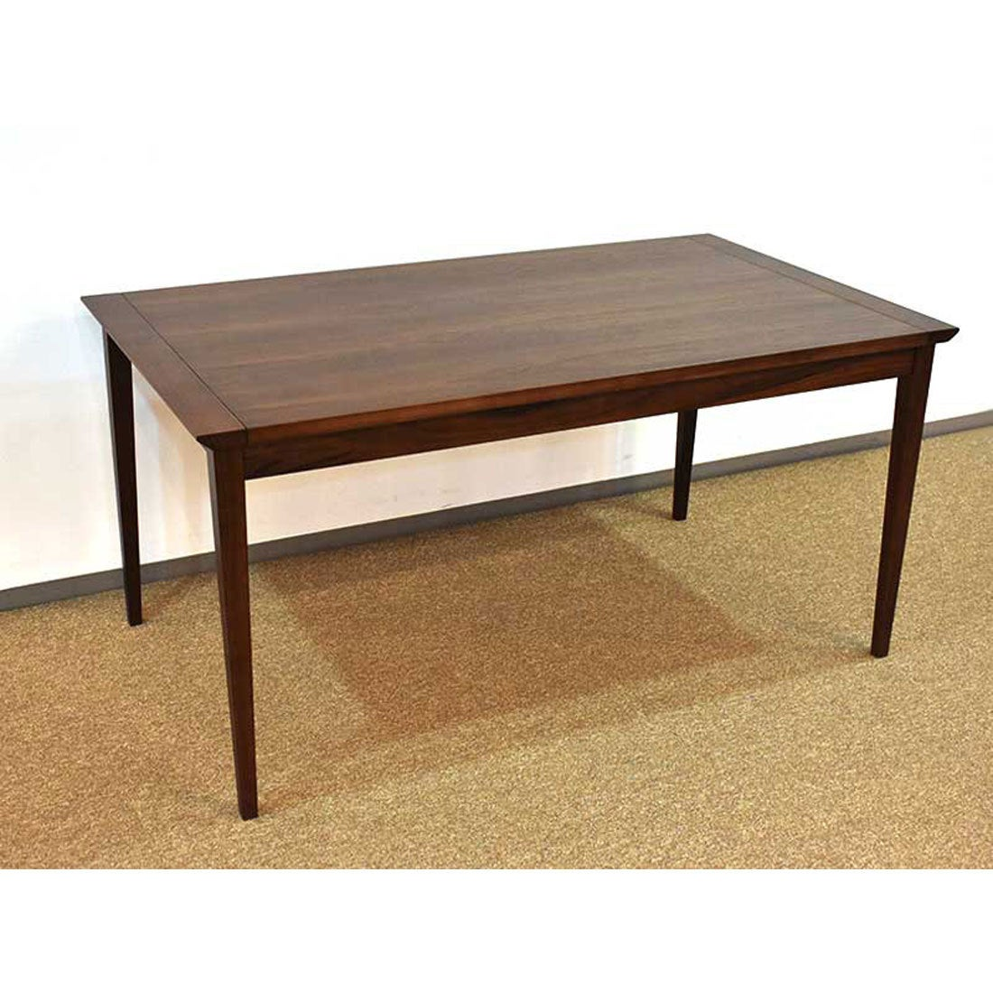IDC OTSUKA/大塚家具 テーブル(伸長式) OT LL WN (ウォールナット)