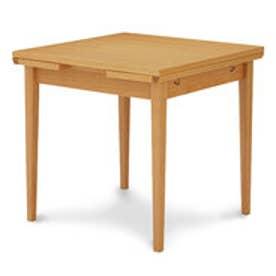 IDC OTSUKA/大塚家具 テーブル(伸長式)ビエンナ オーク材 WO(ホワイトオーク)色 (ホワイトオーク)