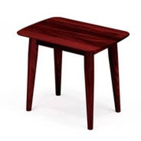 IDC OTSUKA/大塚家具 エンドテーブル シネマ2 ウォールナット材/WN2色 (ウォールナット)【返品不可商品】