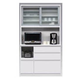 IDC OTSUKA/大塚家具 オープンボード マービン 1180 ホワイト (ホワイト)