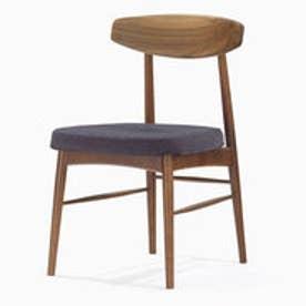 IDC OTSUKA/大塚家具 椅子 ユノA WN/カバー布#2 ブラウン (ブラウン)【返品不可商品】
