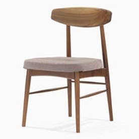 IDC OTSUKA/大塚家具 椅子 ユノA WN/カバー布#2 アイボリー (アイボリー)【返品不可商品】