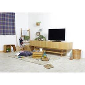 IDC OTSUKA/大塚家具 テレビボード スティック OK-NA色 W2000 (ナチュラル)【返品不可商品】