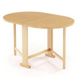 IDC OTSUKA/大塚家具 バタフライテーブル T-541 NA (ナチュラル)【返品不可商品】