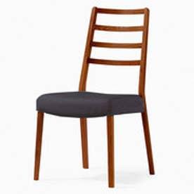 IDC OTSUKA/大塚家具 椅子 シネマ(ハイバック) Aタイプ ウォールナット/WN2色 PVCブラック (ウォールナット)