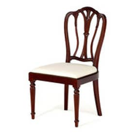 IDC OTSUKA/大塚家具 椅子 レイリー マット Nマホガニー2 (マホガニー)【返品不可商品】