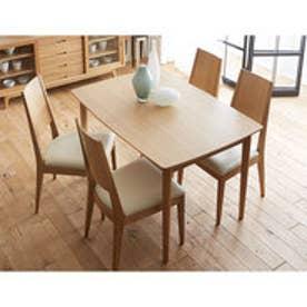 IDC OTSUKA/大塚家具 ダイニングテーブル(伸長式) ウイング WO 1250タイプ (ホワイトオーク)