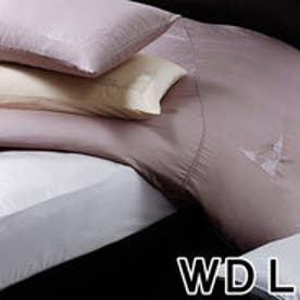 IDC OTSUKA/大塚家具 マットレスカバー Nローザ WDL W1530×D2030×H480 (mm) ホワイト (ホワイト)