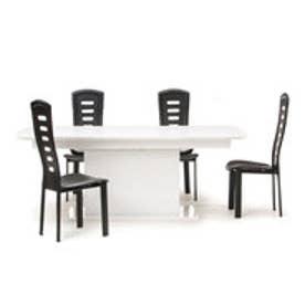 IDC OTSUKA/大塚家具 椅子 8339N-R3 ブラック#11 (ブラック)