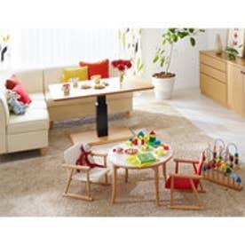 IDC OTSUKA/大塚家具 テーブル フィット 昇降式 Cタイプ(長方形)/ロータイプ【返品不可商品】