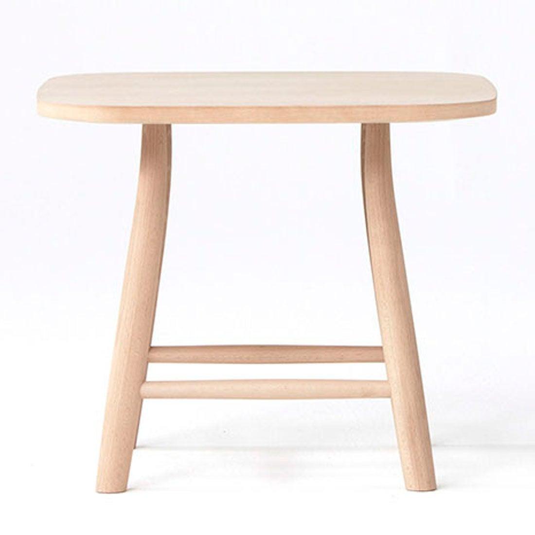 IDC OTSUKA/大塚家具 ローテーブル(小) 209EB 白木塗装 (ホワイトオーク)【返品不可商品】
