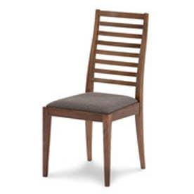 IDC OTSUKA/大塚家具 椅子 N005 WN 布デクレア#4145 (ウォールナット)【返品不可商品】