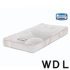 IDC OTSUKA/大塚家具 マットレス レギュラー 5.5インチ ワイドダブルロング(WDL) (ホワイト)