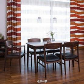 IDC OTSUKA/大塚家具 ダイニングテーブル ノルディー WN(ウォールナット) 幅1500mm (ウォールナット)