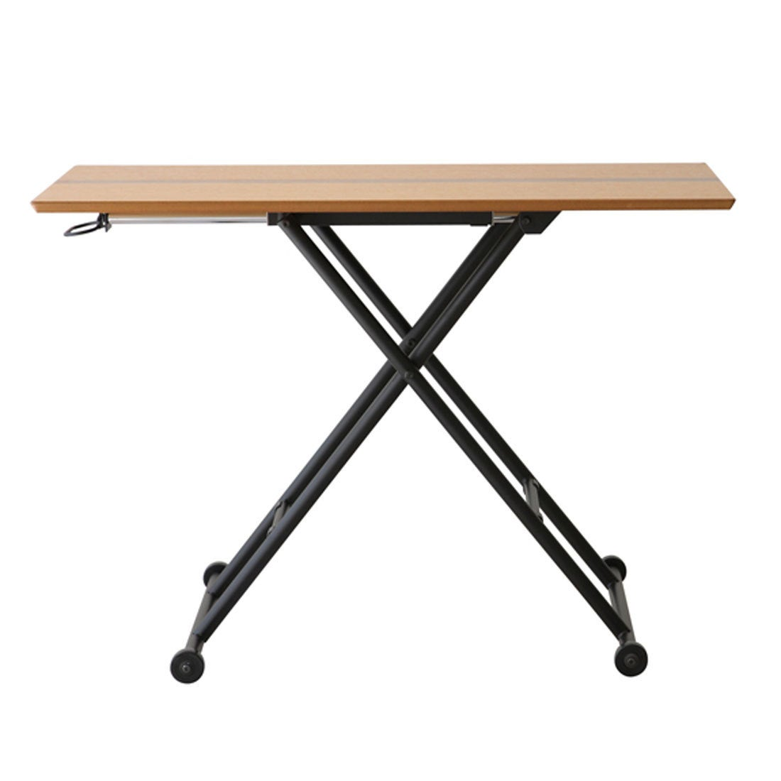 IDC OTSUKA/大塚家具 リフティングテーブル ロジカ ナチュラル色 RLT-4516 (ナチュラル)
