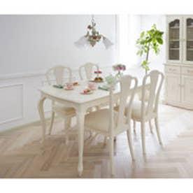 IDC OTSUKA/大塚家具 テーブル MD 140A WH (ホワイト)
