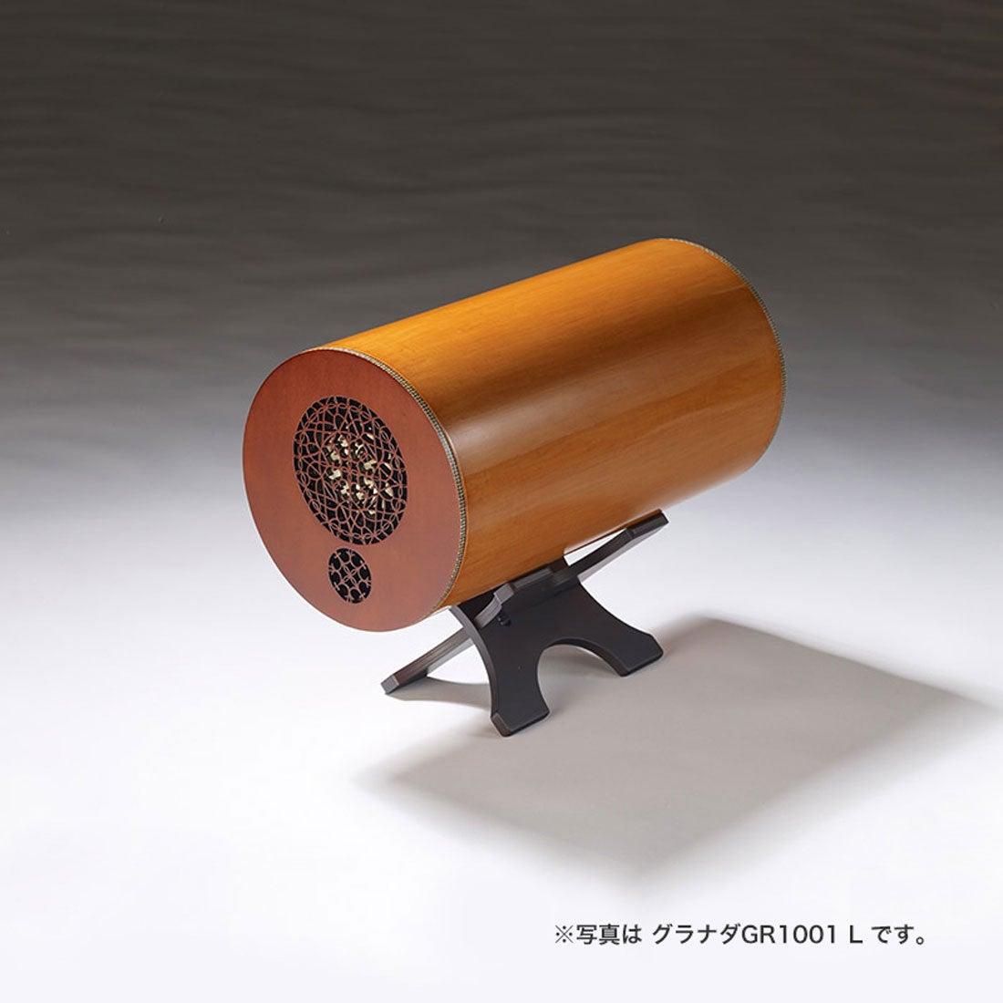 IDC OTSUKA/大塚家具 エムズシステムスピーカー[グラナダ] GR0802 S:径163×長411×高283(mm) (ライトブラウン)