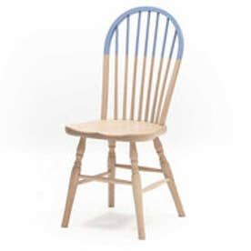 IDC OTSUKA/大塚家具 椅子 500EB EBブルー ブナ (ブルー)【返品不可商品】