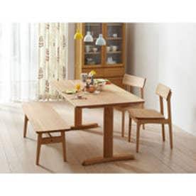 IDC OTSUKA/大塚家具 テーブル リーフ 1500 WO(ホワイトオーク)色 (ホワイトオーク)