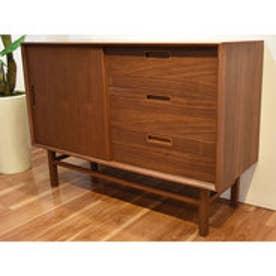IDC OTSUKA/大塚家具 サイドボード フィル 120 WN2 (ウォールナット)