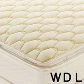 IDC OTSUKA/大塚家具 ウォッシャブル羊毛パッド Nファイン WDL W1530×D2030 (mm) (ホワイト)【返品不可商品】