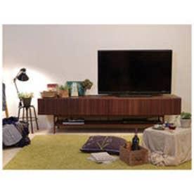 IDC OTSUKA/大塚家具 テレビボード スティック WN色 W2000 (ウォールナット)【返品不可商品】