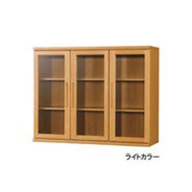 IDC OTSUKA/大塚家具 書棚 OF-120 開戸 ライト (ライトブラウン)【返品不可商品】