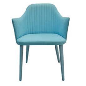 IDC OTSUKA/大塚家具 椅子アームブレイクSP布ターコイズブルー (ターコイズブルー)