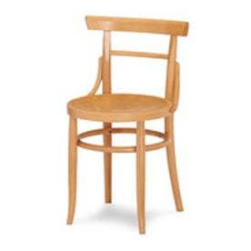 IDC OTSUKA/大塚家具 椅子1003-OC WサークルNA ブナ (ナチュラル)【返品不可商品】